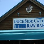 Dockside Cafe Raw Bar