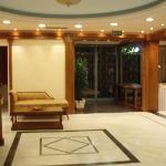 Lobby of the Ava