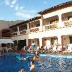 Villa section pool