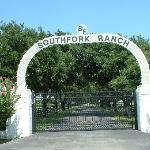 Southfork Ranch about 30 minutes from hotel