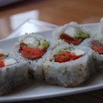 Pihiladelphia Roll at Tora Sushi Lounge