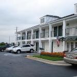 Front of Jameson Inn
