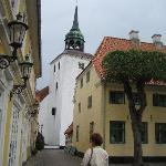 street views and local church