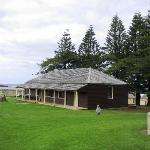 original Government house, Kingston, Norfolk Island