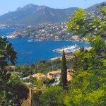 Near San Raphael, Cote d' Azur, Provence, France