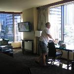 Grande city room view