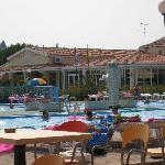 Cavo Bianco pool