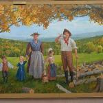 The Early Pioneer Settlers, by Don Gray