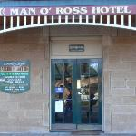 Man O'Ross entry