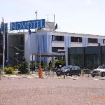 Hotel from car park Aug 2007