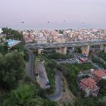 Funiculaire de l'hôtel (Olimpo - Terrazze) - Parking de l'hôtel - Navettes gratuites vers...