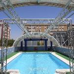 Pool Hotel Vertice Sevilla Seville