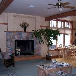 Living room/common area
