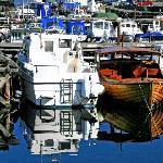 Drobak main port