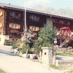 Lenzerheide, Guardaval hotel and restaurant