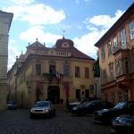 The Alchymist Hotel Entrance