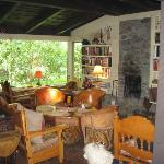 Main Inn - Breakfast dining area
