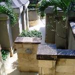 Amanjiwo suite/villa entrance