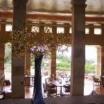 Amanjiwo dining room