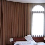 la chambre (5eme etage avec bow window)