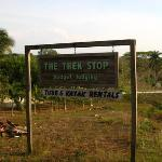 Trek Stop's Sign