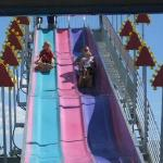 My family on the Super Slide!