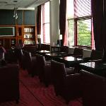 Club Lounge - seating