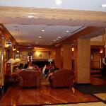 Manhattan Club lobby