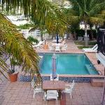 Pool at Villas on Great Bay