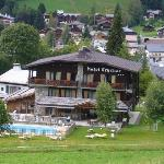 Photo de Chalet-Hotel Crychar
