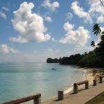 Southern coast of Rarotonga