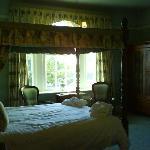 Bedroom - The Green Room