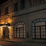 Hotel Dulgeroglu at night