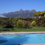 Pool tward Hottentots