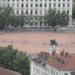 Closeup of view from Fourviere hill