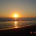 Las puestas de Sol