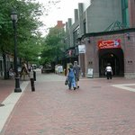 Essex Street Pedestrian Mall