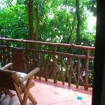 Balcony from Rm 314