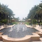 Garden and fountains