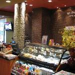 Starbucks Cafe in Lobby