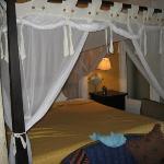 Suite bedroom downstairs