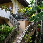 steps to our room