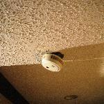 Watch out for falling smoke alarms