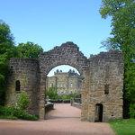 Gateway to Culzean Castle
