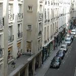 View of Rue St. Louis en L'Ile