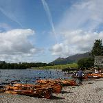 Derwentwater at Keswick - awesome!