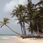 spiaggia a Marie Galante