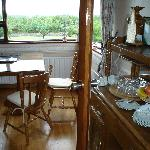 Hazel Grove B&B's Dining Room