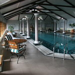 Swimming Pool, Cecil Hotel, Shimla