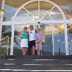 Regal Resort entrance